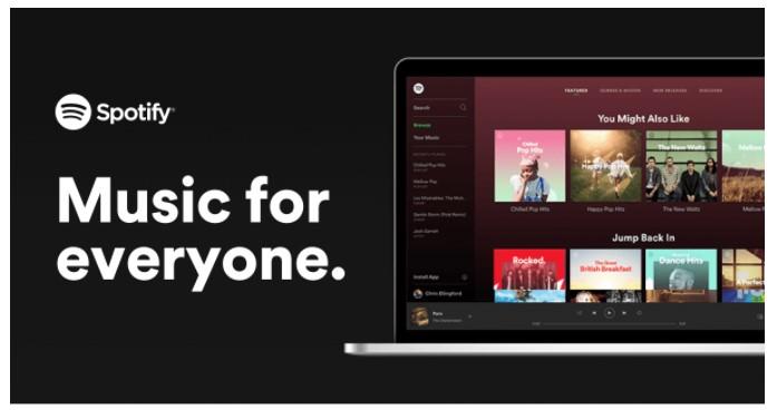 Spotify sở hữu kho nhạc từ mọi quốc gia trên thế giới